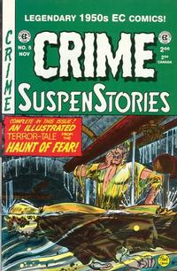 Cover Thumbnail for Crime Suspenstories (Russ Cochran, 1992 series) #5