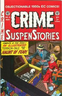 Cover Thumbnail for Crime Suspenstories (Gemstone, 1994 series) #9