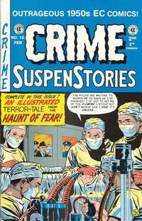 Cover Thumbnail for Crime Suspenstories (Gemstone, 1994 series) #10