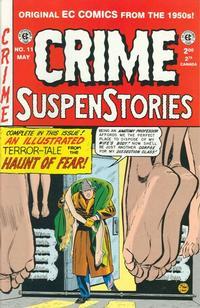Cover Thumbnail for Crime Suspenstories (Gemstone, 1994 series) #11