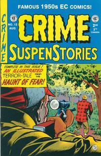 Cover Thumbnail for Crime Suspenstories (Gemstone, 1994 series) #12