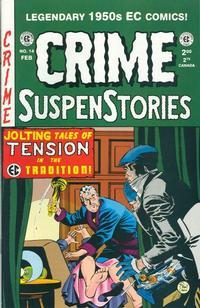 Cover Thumbnail for Crime Suspenstories (Gemstone, 1994 series) #14