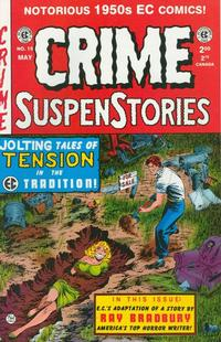 Cover Thumbnail for Crime Suspenstories (Gemstone, 1994 series) #15