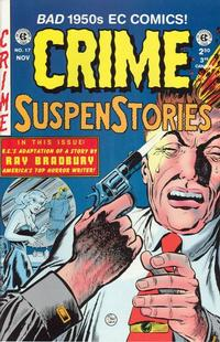 Cover Thumbnail for Crime Suspenstories (Gemstone, 1994 series) #17