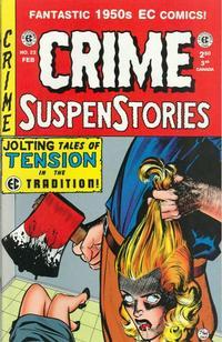 Cover Thumbnail for Crime Suspenstories (Gemstone, 1994 series) #22