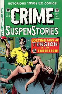 Cover Thumbnail for Crime Suspenstories (Gemstone, 1994 series) #24