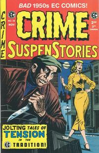 Cover Thumbnail for Crime Suspenstories (Gemstone, 1994 series) #25