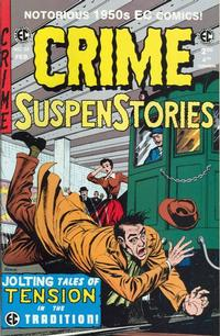 Cover Thumbnail for Crime Suspenstories (Gemstone, 1994 series) #26