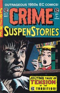 Cover Thumbnail for Crime Suspenstories (Gemstone, 1994 series) #27