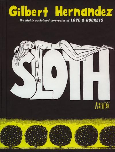 Cover for Sloth (DC, 2006 series)