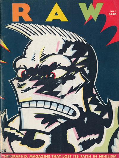 Cover for Raw (Raw Books, 1980 series) #3