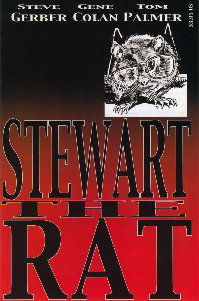 Cover for Stewart the Rat (About Comics, 2003 series) #[nn]
