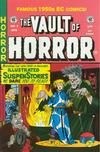 Cover for Vault of Horror (Russ Cochran, 1992 series) #3