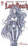 Cover for Brian Pulido's Lady Death: 2006 Fetishes Special (Avatar Press, 2006 series)