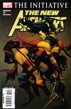 Cover for New Avengers (Marvel, 2005 series) #31