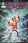 Cover for Trickster King Monkey (Eastern Comics, 1998 series) #1