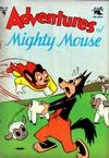 Cover for Adventures of Mighty Mouse (St. John, 1952 series) #16