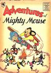 Cover for Adventures of Mighty Mouse (St. John, 1952 series) #18