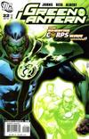 Cover for Green Lantern (DC, 2005 series) #22 [First Printing]