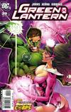 Cover for Green Lantern (DC, 2005 series) #20
