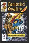 Cover for Fantastici Quattro (Edizioni Star Comics, 1988 series) #1