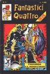Cover for Fantastici Quattro (Edizioni Star Comics, 1988 series) #2
