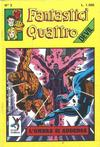 Cover for Fantastici Quattro (Edizioni Star Comics, 1988 series) #3