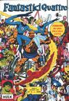 Cover for Fantastici Quattro (Edizioni Star Comics, 1988 series) #8