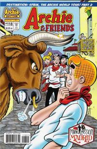 Cover Thumbnail for Archie & Friends (Archie, 1992 series) #118