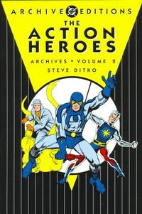 Cover Thumbnail for The Action Heroes Archives (DC, 2004 series) #2