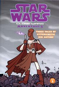 Cover Thumbnail for Star Wars: Clone Wars Adventures (Dark Horse, 2004 series) #2
