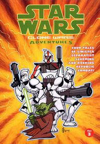 Cover Thumbnail for Star Wars: Clone Wars Adventures (Dark Horse, 2004 series) #3