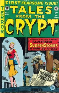 Cover Thumbnail for Tales from the Crypt (Russ Cochran, 1992 series) #1