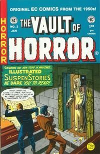 Cover Thumbnail for Vault of Horror (Russ Cochran, 1992 series) #2