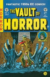 Cover Thumbnail for Vault of Horror (Russ Cochran, 1992 series) #4
