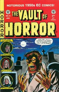 Cover Thumbnail for Vault of Horror (Russ Cochran, 1992 series) #6