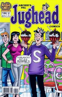 Cover Thumbnail for Archie's Pal Jughead Comics (Archie, 1993 series) #184