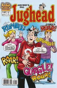 Cover Thumbnail for Archie's Pal Jughead Comics (Archie, 1993 series) #187