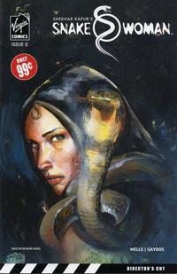 Cover Thumbnail for Snake Woman (Virgin, 2006 series) #0