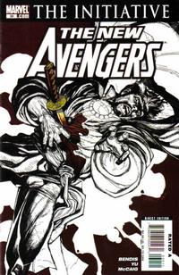 Cover Thumbnail for New Avengers (Marvel, 2005 series) #30