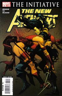 Cover Thumbnail for New Avengers (Marvel, 2005 series) #31