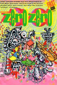 Cover Thumbnail for Zero Zero (Fantagraphics, 1995 series) #[1]