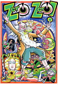Cover Thumbnail for Zero Zero (Fantagraphics, 1995 series) #[6]