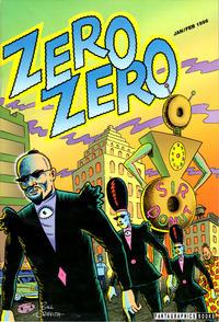 Cover Thumbnail for Zero Zero (Fantagraphics, 1995 series) #[7]