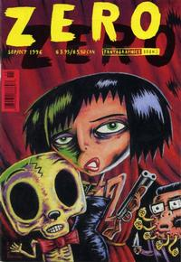 Cover Thumbnail for Zero Zero (Fantagraphics, 1995 series) #12