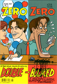 Cover Thumbnail for Zero Zero (Fantagraphics, 1995 series) #17