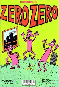 Cover Thumbnail for Zero Zero (Fantagraphics, 1995 series) #18