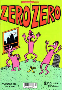 Cover Thumbnail for Zero Zero (Fantagraphics, 1995 series) #18