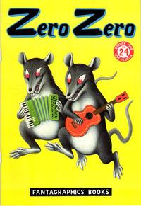 Cover Thumbnail for Zero Zero (Fantagraphics, 1995 series) #24