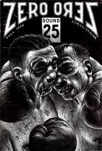 Cover Thumbnail for Zero Zero (Fantagraphics, 1995 series) #25